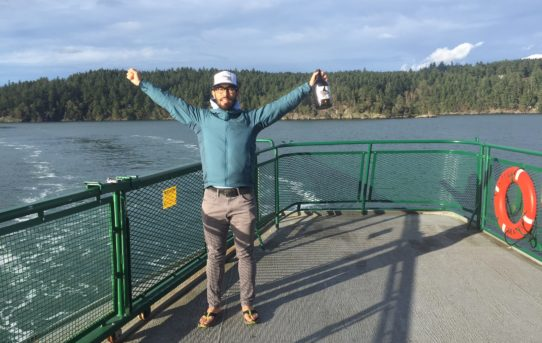 #0-3 Podcast 100miles 100times - Orcas Island100