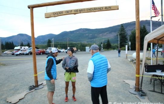 #0-10 Podcast 100miles 100times - Cascade Crest100 - パート2
