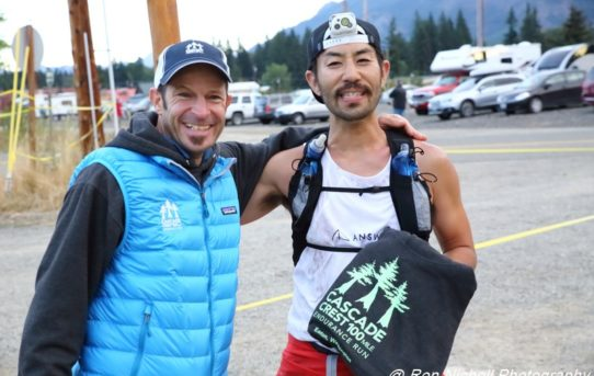 #0-10 Podcast 100miles 100times - Cascade Crest100 - パート1