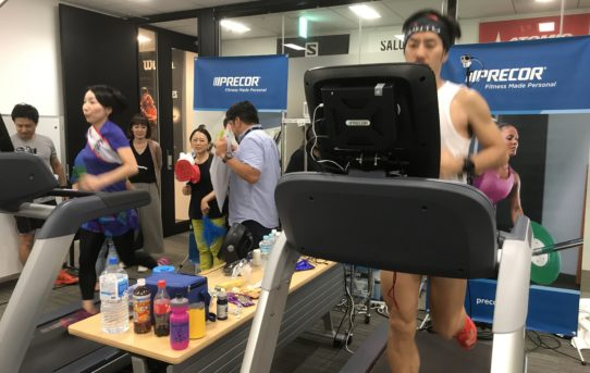 #0-19 Podcast 100miles 100times - Precor100 - 前半