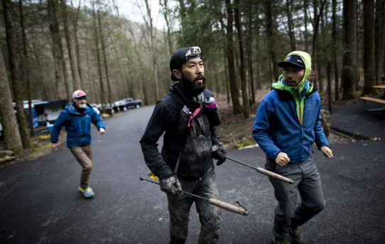#0-31 Podcast 100miles 100times – Barkley Marathons 2019