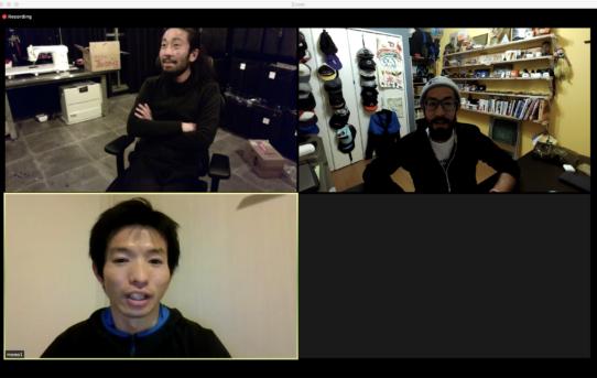 #0-49 Podcast 100miles 100times 番外編 - Masahiro Ono